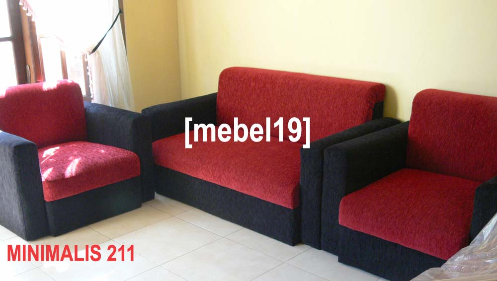Sofa Minimalis 211 Buy In Surabaya