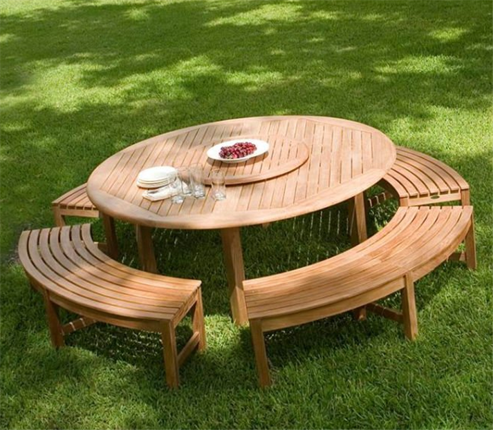 Muebles para exterior de madera imagui - Muebles de madera de jardin ...