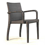 Buy Lydia Dining Arm Chair - Osier Series