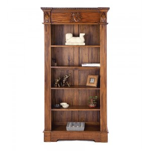 Buy A045 Open Bookcase with 4 Shelves