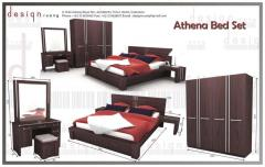 Athena Bed Set