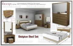 Belgian Bed Set