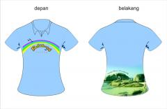 Women T-Shirt PT. Steelindo Persada