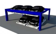 Modular Parking Solution