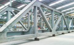 Steel Bridges For Railway