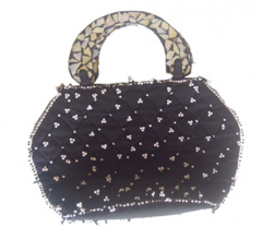 Bags with Beaded Accessories