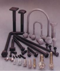 Various Steel Fasteners