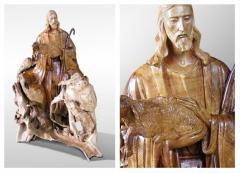 UK-001 Sculptures made of wood