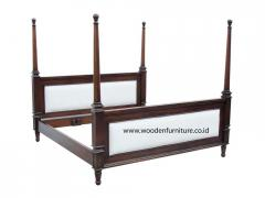 Antique Reproduction Bed Classic