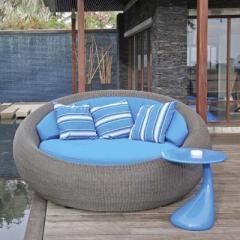 Sofa ovale