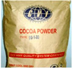 Alkalized Cocoa Powder and Dark Alkalized Cocoa