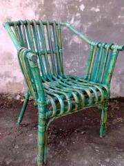 Nicko Rattan chair