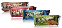 Biscuit Sandwich Big Royal