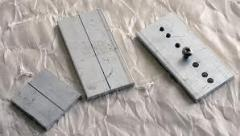 Aluminium Adaptor Plates