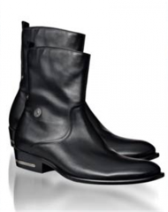 Female Leather Bootshoes