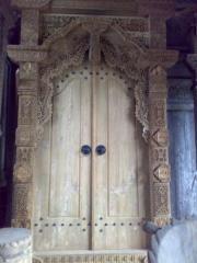 Pintu Gapura Ukir