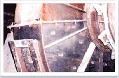 BISCLAD Сhromium Сarbide Сlad Mild Steel Plate