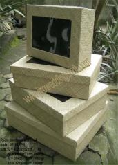 Pandanus Box