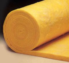 Glasswool for thermal insulation and sound-absorption