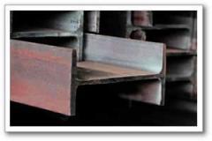 Wide-flange beams