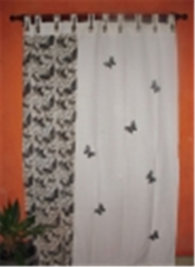 Curtains Batik
