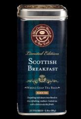 Limited Edition Scottish Breakfast Tea Bags