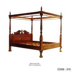Сanopy bed