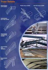ISOTRUSS STEEL Framework System