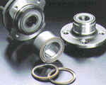 High Integral Seals for wheel bearings