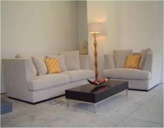 Luxurious soft furnishings