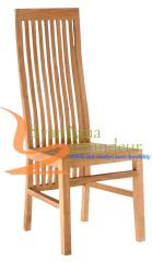Teak West Palm Chair