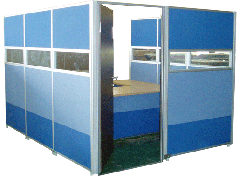 Panel Partition Doors