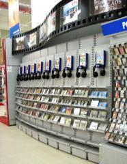 Equipment for Hypermarkets