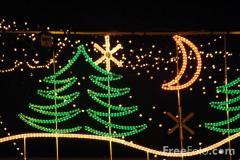 Lampu Hias Pohon Natal PN200