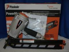 Paslode F-350S PowerMaster Plus Pneumatic Framing