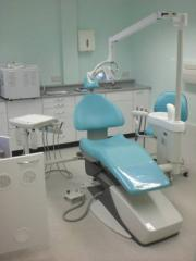 Tridac Contour Next Dental Chair Package for