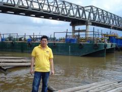Tug and Barge Boats