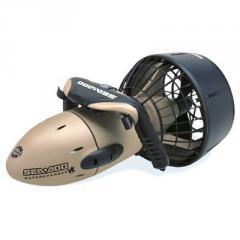 Sea-doo Seascooter Vs Supercharged Plus