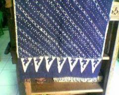 Dan Iris Batik Scarf