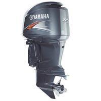 Yamaha F225TLR Outboard Motor