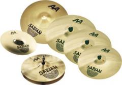 Sabian AA Super Cymbal Set with Free 10 Splash and