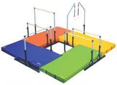 AAI Elite Four Station Kids Circuit Gym Gymnastic
