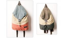 Canvas Backpack Colorful