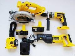 Dewalt 4 Tool Combo Set