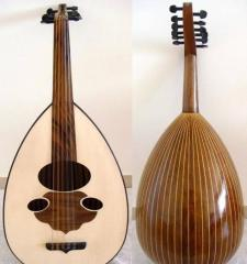 Syrian Professional Oud