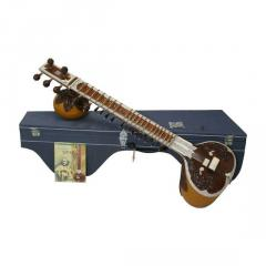 G. Rosul Ultra Professional Sitar with Accessories
