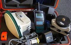 Sokkia Radian IS L1/L2 GPS KIT