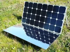 145w Sunpower Cells Solar Concentrator
