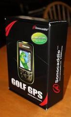 New Sonocaddie V300 Color Golf GPS Range Finder