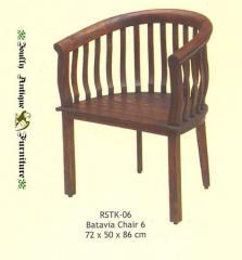 Batavia Chair Six